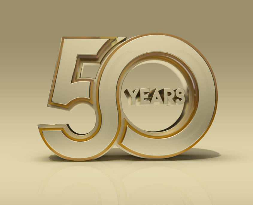 50stes Jubiläum